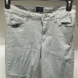 grey celebrity pink skinny jeans